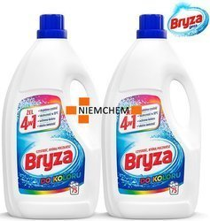 Bryza 4w1 Do Koloru Żel do Prania na 150pr 2 x 4,95L = 9,9L
