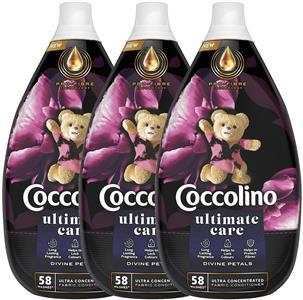 Coccolino Perfume Deluxe Divine Petals Płyn do Płukania 174pr 3 x 870ml