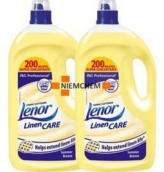 Lenor Summer Breeze Płyn do Płukania 400pr 2 x 4L UK