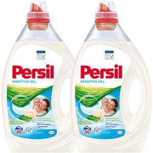 Persil Sensitive Żel do Prania dla Dzieci 100pr 2 x 2,5L