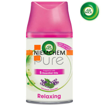 Air Wick Freshmatic Pure Relaxing Wkład 250ml