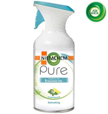 Air Wick Pure Refreshing Odświeżacz Spray 250ml