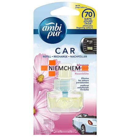 Ambi Pur Car Blossom & Breeze Wkład 7ml BE