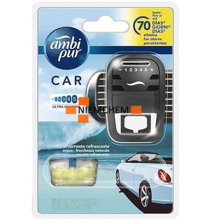 Ambi Pur Car Torrente Aqua - Zestaw z Władem ES
