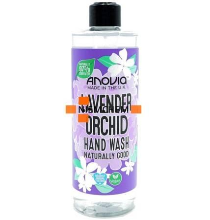 Anovia Lavender Orchid Mydło w Płynie 350ml UK