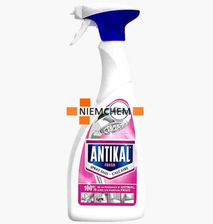 Antikal Fresh na Kamień do Łazienki Spray 500ml  BE