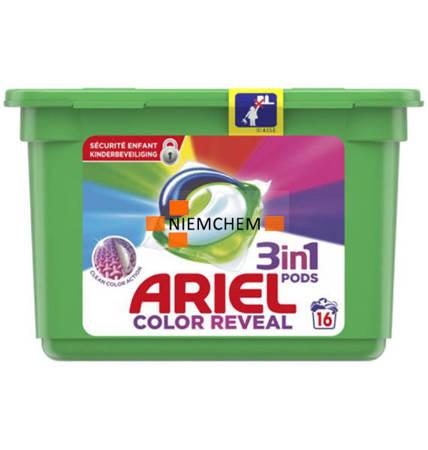 Ariel Color Kapsułki do Prania Kolor 16szt BE
