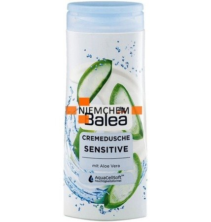 Balea Sensitive Aloes Żel pod Prysznic 300ml DE