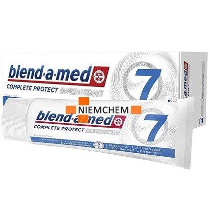 Blend-a-Med Complete Kristall Weiss Pasta 75ml DE