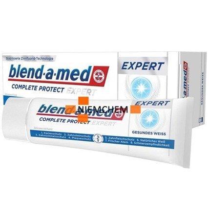 Blend-a-Med Expert Weiss Pasta do Zębów 75ml DE