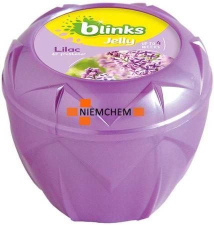 Blinks Jelly Lilac Odświeżacz Powietrza Żel 150g