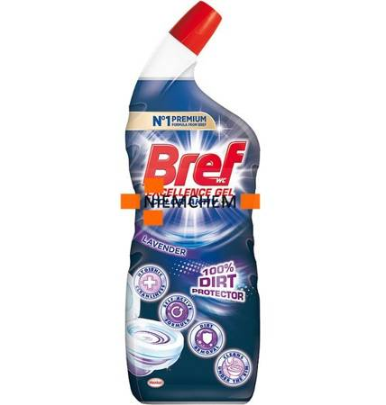 Bref 10x Effect Protection Shield Ocean Żel do WC 700ml