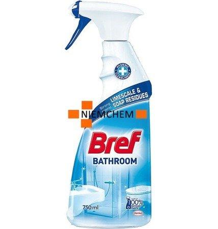 Bref Bathroom Spray do Czyszczenia Łazienki 750ml