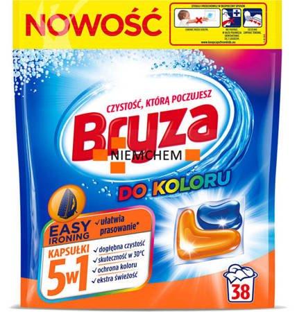 Bryza 5w1 Easy Ironing Kapsułki do Prania Koloru 38szt