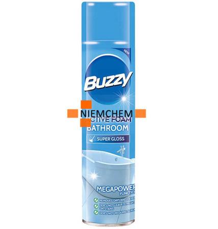 Buzzy Bathroom Citrus Piana do Czyszczenia Łazienki 435ml UK