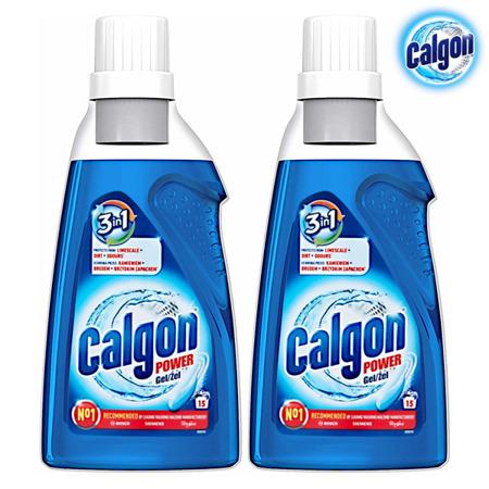 Calgon 3w1 Żel Odkamieniacz do Pralki Zmiękczacz Wody 1,5L