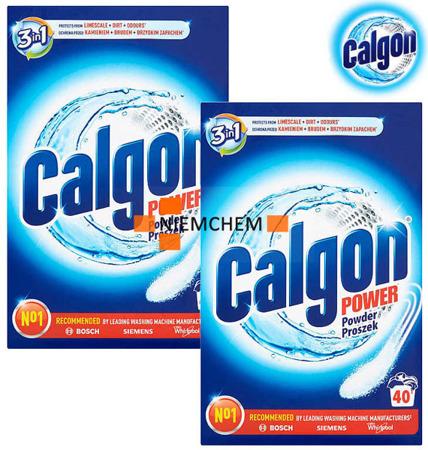 Calgon Proszek 3w1 Odkamieniacz do Pralki 2kg 80pr