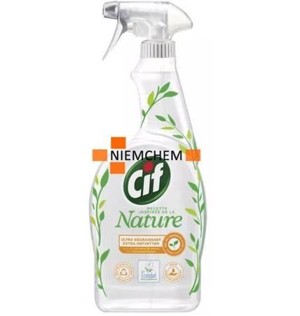 Cif Nature Kuchnia Spray do Czyszczenia 750ml BE