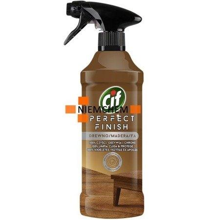 Cif Perfect Finish Spray Czyszczenia Drewno 435ml