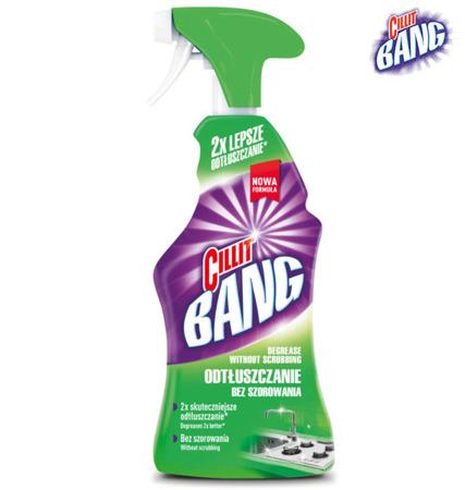 Cillit Bang Odtłuszczanie Bez Szorowania  Spray 1L Mega Pack