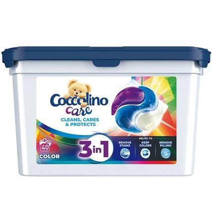 Coccolino Care Color Kapsułki Prania Kolor 40szt WYPRZEDAŻ