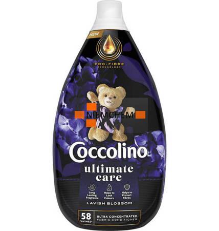 Coccolino Perfume Deluxe Lavish Blossom Płyn do Płukania 58pr 870ml