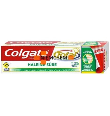 Colgate Total Pewność Oddechu Pasta do Zębów 75ml FR