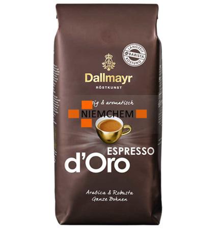 Dallmayr Espresso d'Oro Kawa Ziarnista 1kg DE