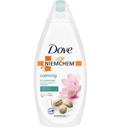 Dove Calming Pistacja Magnolia Żel pod Prysznic 500ml XL