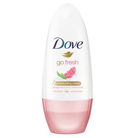 Dove Go Fresh Granat i Werbena Dezodorant Roll-on 50ml UK
