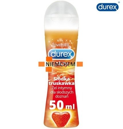 Durex Play Żel Intymny Słodka Truskawka 50 ml