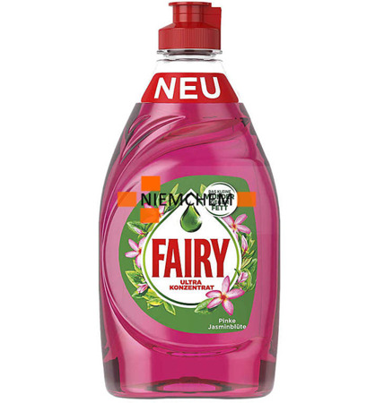 Fairy Ultra Jaśmin Płyn do Naczyń 450ml DE