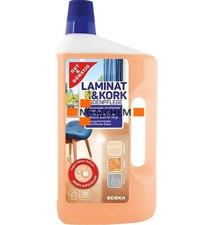 G&G Laminat Płyn do Mycia Podłóg Paneli 1L DE