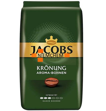 Jacobs Kronung Ziarno Kawa Ziarnista 500g DE