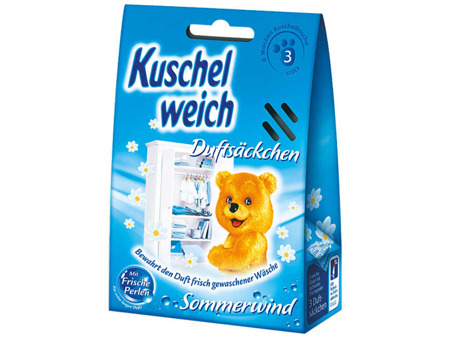 Kuschelweich Sommerwind Saszetki Zapachowe 3sz DE WYPRZEDAŻ