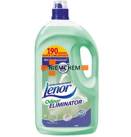 Lenor Odour Eliminator Płyn do Płukania 190pr 3,8L  UK