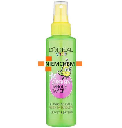 Loreal Kids Spray Ułatwiający Rozczesywanie Włosów 150ml UK