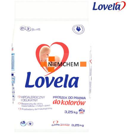Lovela Kolor Proszek dla Dzieci i Niemowląt 3,25kg