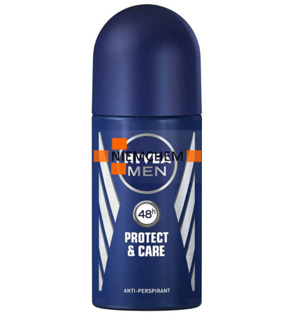 Nivea Men Protect & Care Roll-on Męski Dezodorant DE