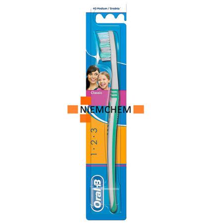 Oral-B Szczoteczka do Zębów Classic Medium