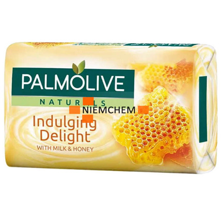 Palmolive Naturals Miód i Mleko Mydło Kostka PL
