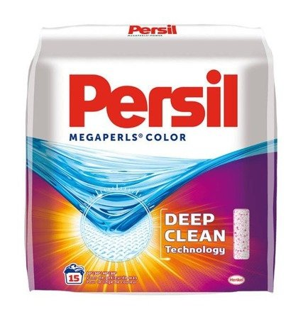 Persil Color Megaperls Proszek do Prania Kolor 15pr 0,9kg BE