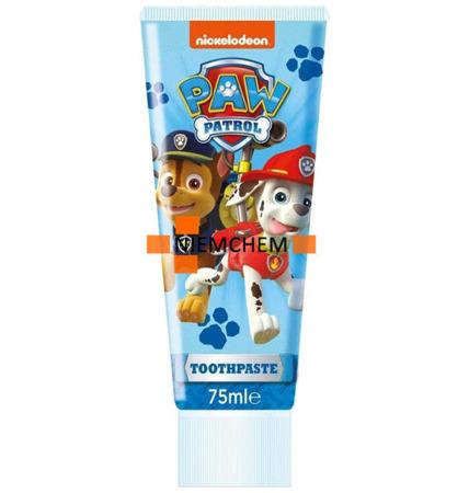 Psi Patrol Owocowa Pasta do Zębów dla Dzieci 75ml UK