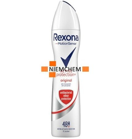 Rexona Active Protection+ Damski Antyperspirant Spray 150ml DE