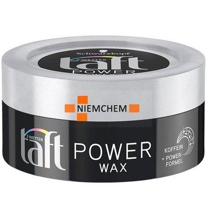 Taft Power Wax  Wosk do Włosów 75ml DE