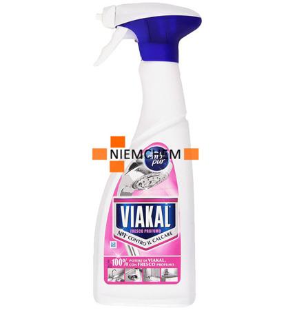 Viakal Antikal Fresh Spray na Kamień do Łazienki 500ml IT