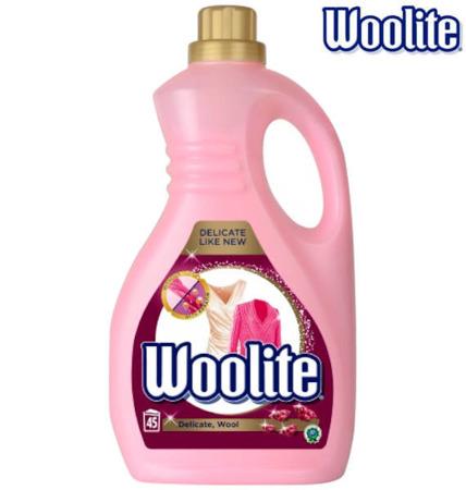 Woolite Delicate Wool Płyn do Prania Delikatnego i Wełny 45pr 2,7L