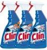 Clin Multi Shine Płyn do Mycia Szyb Okien 3 x 500ml PL